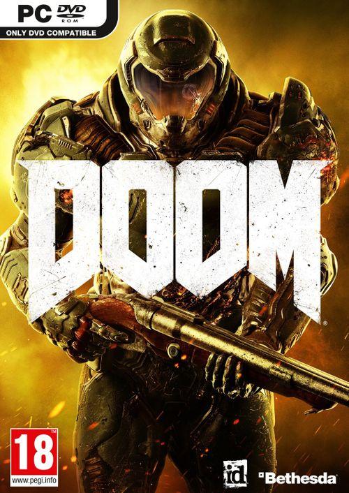 [cdkeys] Doom für PC (Download) 5,69€