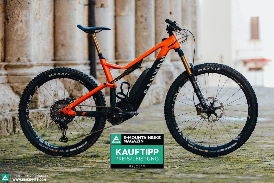 [CANYON] 100 € Rabatt auf alle E-Bikes
