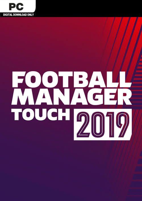 Football Manager Touch 2019 (Steam) für 14,09€ (CDKeys)