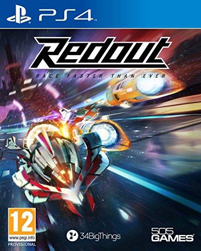 Redout Lightspeed Edition (PS4) für 10,35€ (Amazon ES)