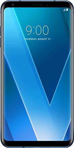 LG V30 Blue (6,0 Zoll OLED, Hi-Fi Quad DAC, Snapdragon 835, 64 GB+microSD)