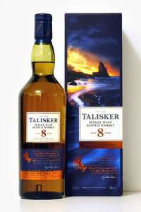 Whisky: Talisker 8 Jahre Special Release