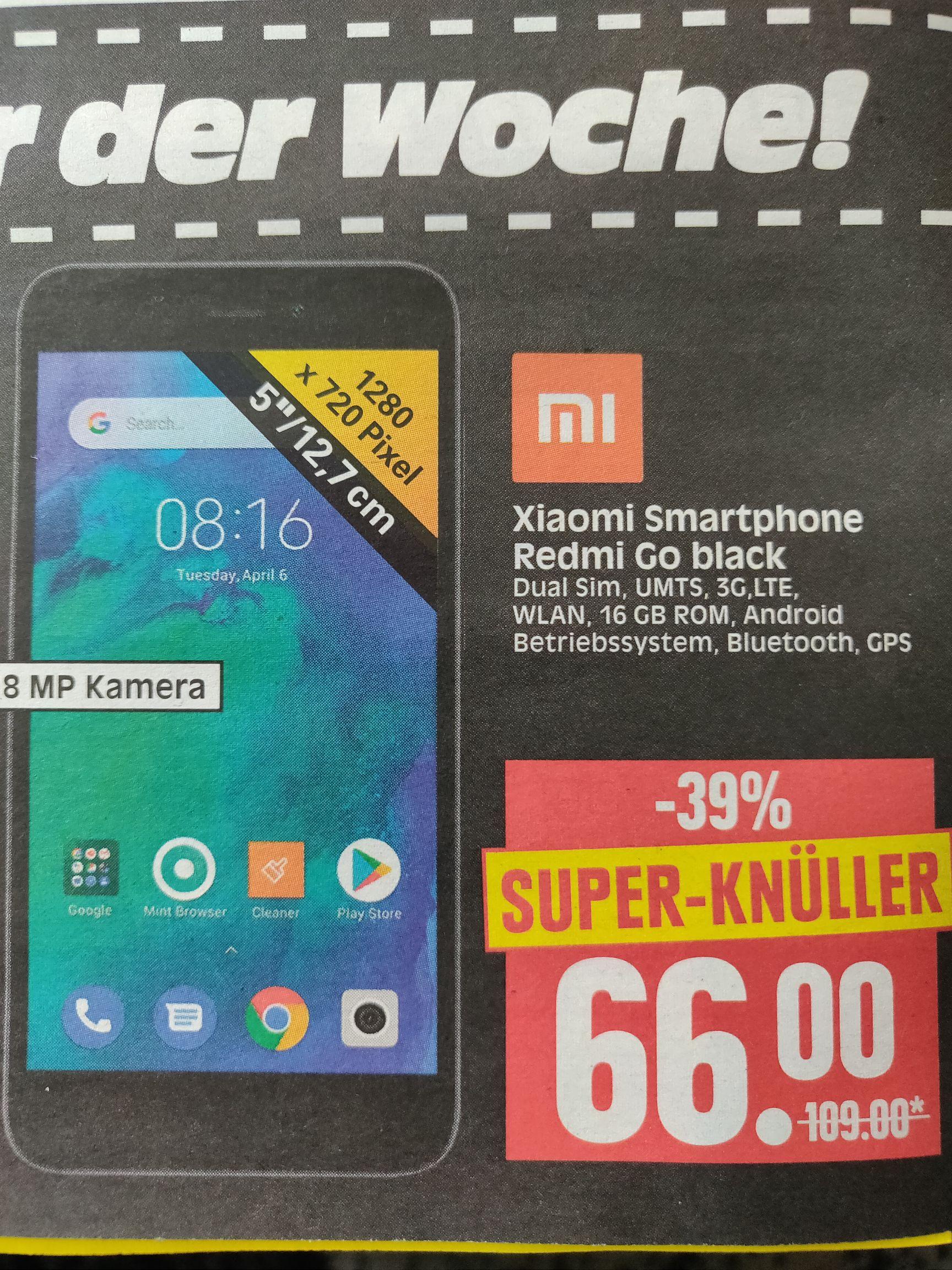 Xiaomi Redmi Go Black 16GB * Lokal in Witzenhausen? *