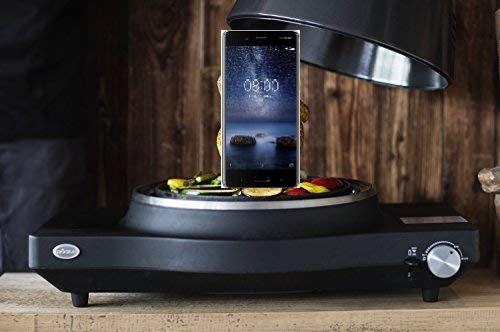 [Nokia Sommeraktion] Tisch-Gasgrill Rösle Buddy G40 und Nokia 5. | Nokia 7 Plus