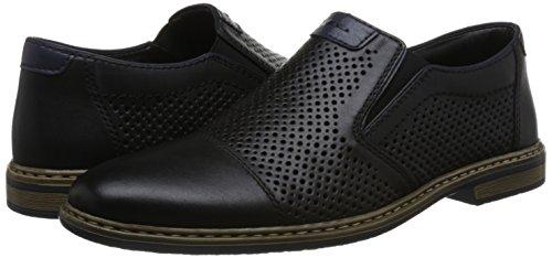 Rieker Herren 13496 Slipper Schuhe [Amazon Prime]