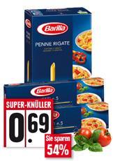 EDEKA - Barilla Pasta (verschiedene Sorten) je 500g Packung 0,69€
