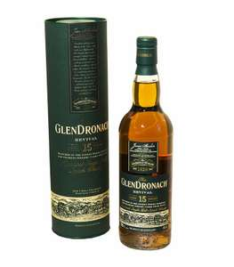 Glendronach 15 Revival mit Hinweis D12 Scotch / Whisky Angebote