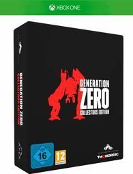 Generation ZeroCollector's Edition (Xbox One)[Netgames]