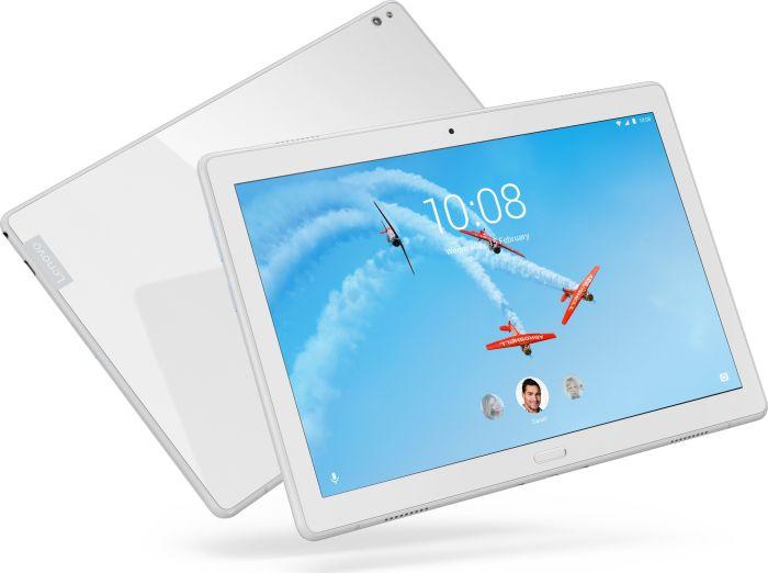 "Lenovo Tab P10 10,1"" Tablet in weiß (WUXGA (1920x1200) IPS, Snapdragon 450, 64GB eMMC, 4GB RAM, Android 8.1, USB Typ-C) [TB-X705F]"