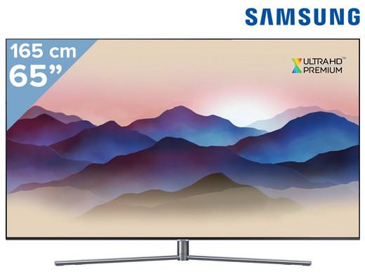 """Samsung 65"""" UHD-4K QLED Smart-TV """"QE65Q8F"""" [iBOOD]"""