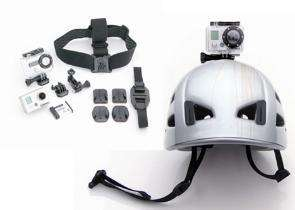 GoPro Sportvideo Kamera HD Set 3660-000 für 143,89€ @ DC