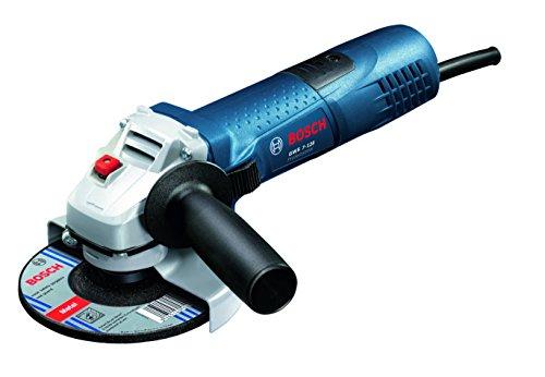 """Bosch Professional Winkelschleifer """"GWS 7-125"""" (720 Watt, Scheiben-Ø: 125 mm, im Karton) [Amazon]"""