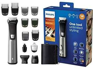 Philips MG7745/15 Multigroom Series 7000 14-in-1 Trimmer für Körper und Gesicht [Amazon]