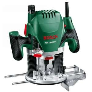 Bosch Oberfräse POF 1400 [Amazon] 93,99€