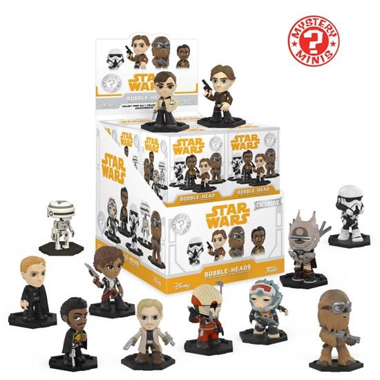 Star Wars Solo Mystery Minifigur (zufällige Auswahl) für 2,96€ (GameStop Offline)
