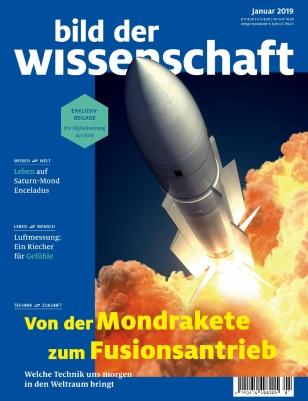 Bild der Wissenschaft Abo (52 Ausgaben) für 121,52 € mit 120 € BestChoice-Universalgutschein