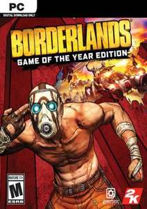 Borderlands Game of the Year Enhanced (Steam) für 9,19€ (CDkeys)