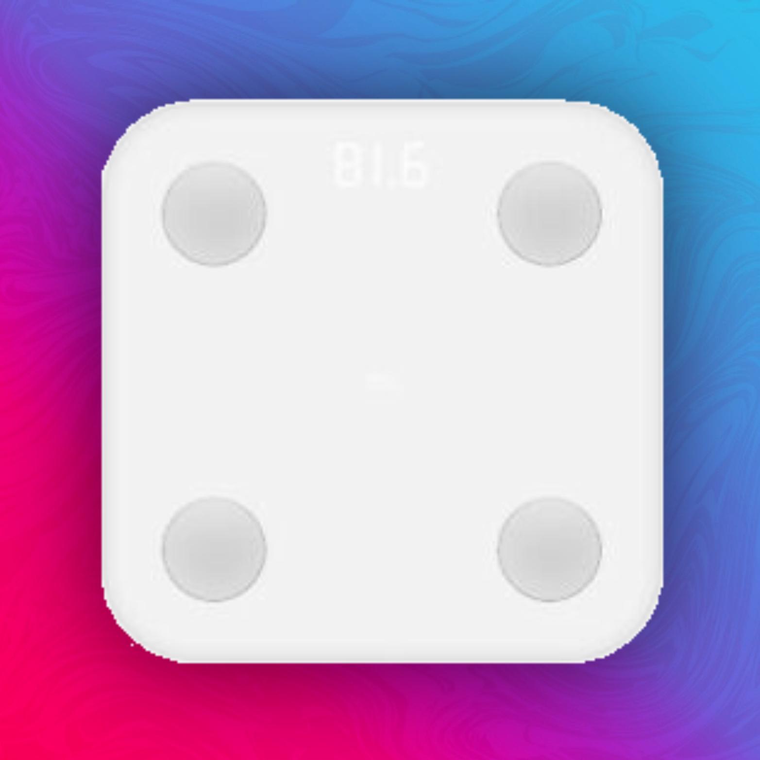 [Mediamarkt] Xiaomi Smart Körperanalysewaage mit Bluetooth
