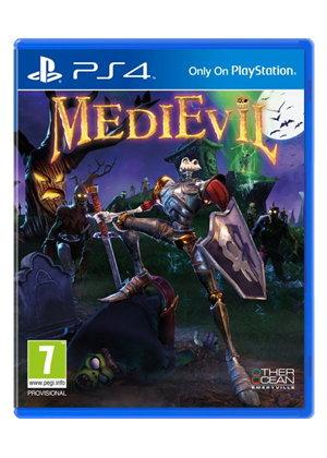 Medievil (PS4) für 26,31€ (Base.com)