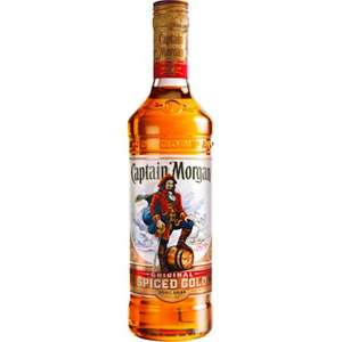 Captain Morgan Spiced Gold / Dark Rum 0,7l 35% bzw. 40% bei [Real]