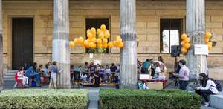 Berlin - Aktionstag Museumsinsel am 02.06.19 - Eintritt frei für Familien