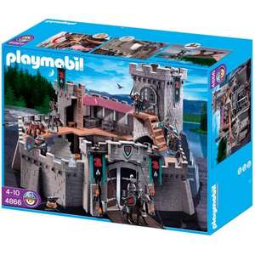 Playmobil™ - Raubritterburg (4866) ab €56,53 [@Karstadt.de]