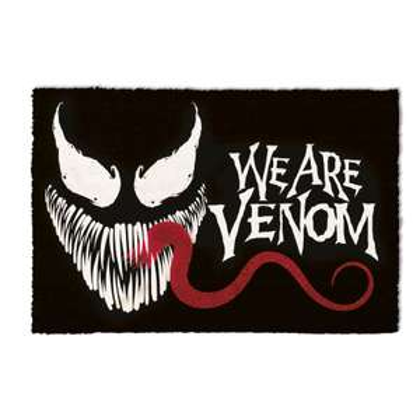 We Are Venom Fußmatte für 12,93€ inkl. Versand (Zoom UK)