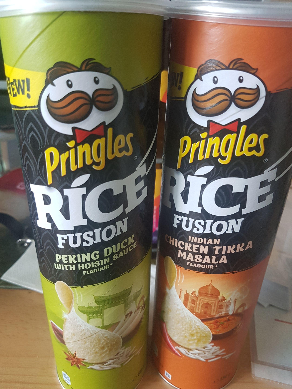 Pringles Rice Fussion (Penny Markt)