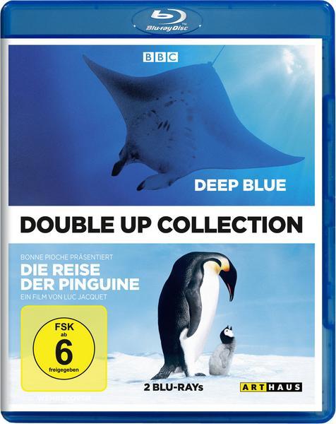 Deep Blue + Die Reise der Pinguine (2x Blu-ray) für 5,81€ inkl. Versand (Thalia Club)