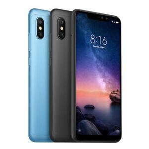 "Ebay.de Xiaomi Redmi Note 6 Pro 3GB 32GB Smartphone 6.26 "" Snapdragon 636 Global Version Blau oder Schwarz 134,10 Euro"