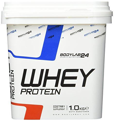 Bodylab24 Whey Protein Eiweißpulver 1000g, 10,44€/kg (Sparabo/Prime)