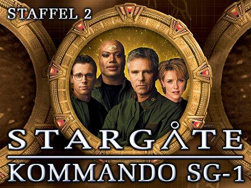 [Amazon VOD] Stargate SG1, Atlantis & SG Universe - 5,98 Euro je Staffel ;) OV und deutsch!