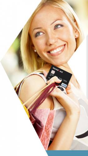 Kostenlose Kreditkarte GenialCard