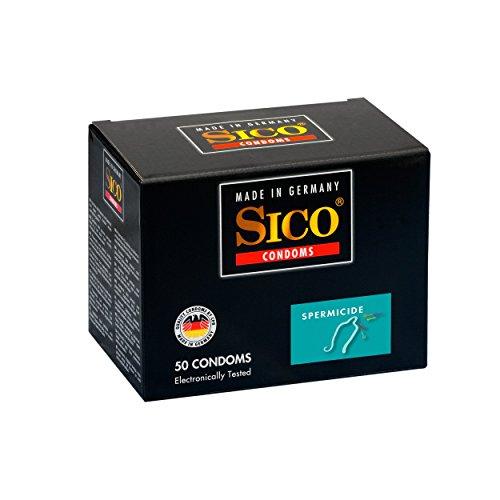 Prime: SICO SPERMICIDE, 50er Packung Kondome