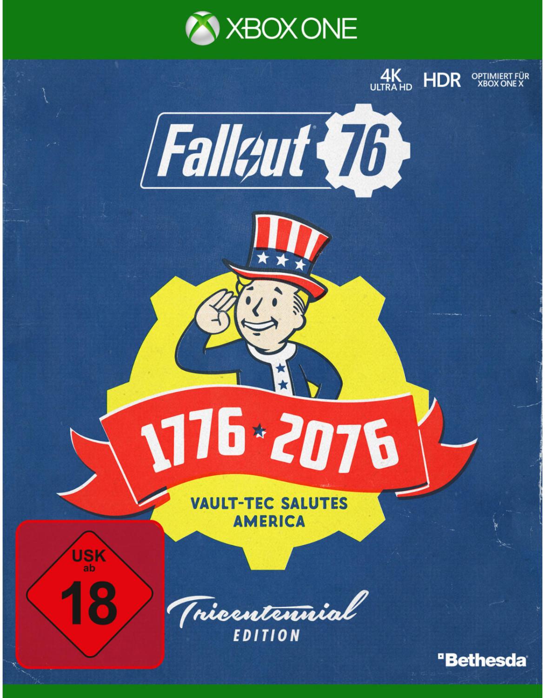 Fallout 76 Tricentennial Edition (Xbox One) für 22,99€ (Gamesflat)