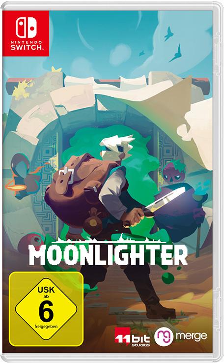 Moonlighter (Switch) für 14,99€ oder für 12,18€ Südafrika (eShop)