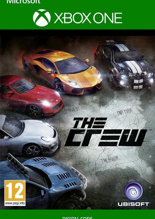 The Crew (Xbox One Download Code) für 2,89€ (CDkeys)