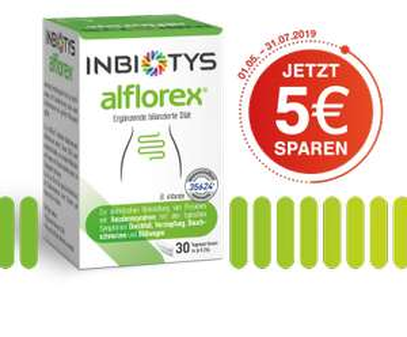 Alflorex 5€ sparen