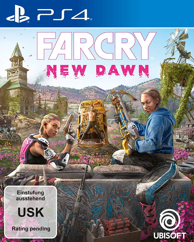 Far Cry: New Dawn (PS4) für 21,48€ (Amazon UK)