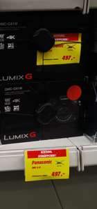 Panasonic Lumix G DMC-G81 12-60mm KIT Media Markt Duisburg Marxloh AUSSTELLER?