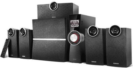 [Mindfactory] Edifier Lautsprecher im Angebot: C6XD für 107,99€, S880DB für 207,99€, R1280T für 77,99€