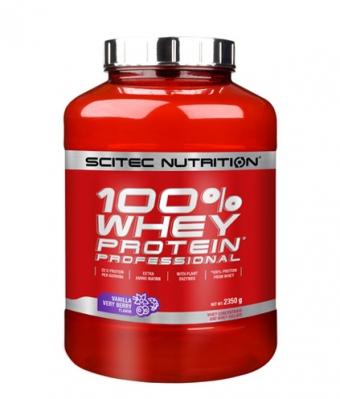 Scitec Nutrition 2350g Whey Dose - mit Gutscheincode ist der Preis unschlagbar