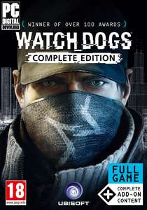 Watch Dogs Complete Edition (Steam) für 4,99€ (Steam Store)