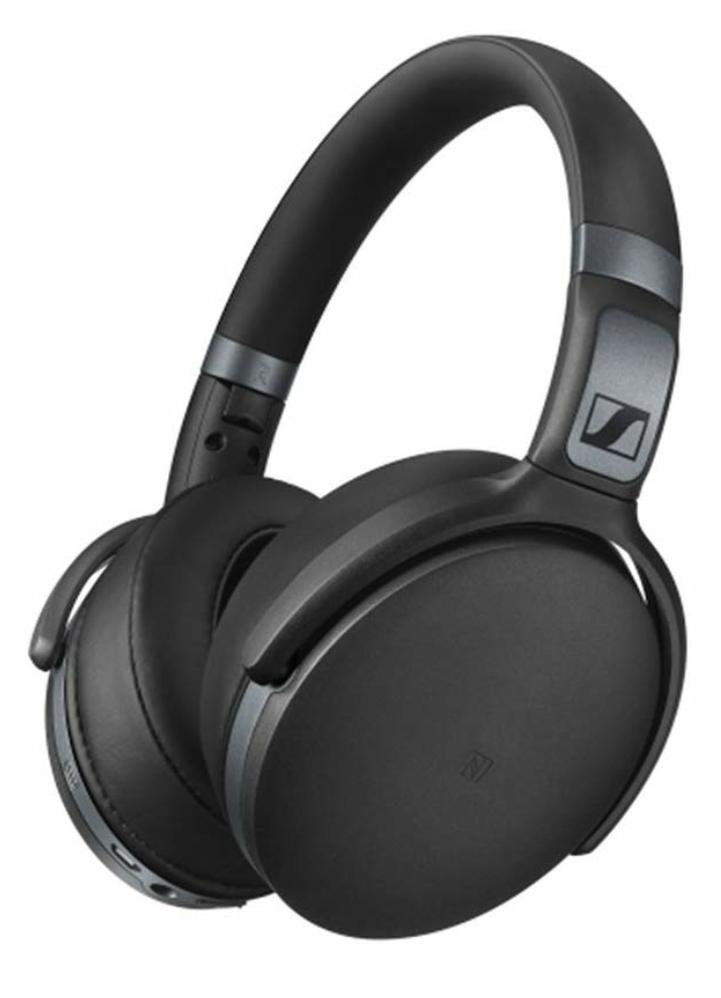 Sennheiser HD 4.40 BT Over-Ear Kopfhörer, Bluetooth 4.0, NFC, Headset-Funktion, schwarz