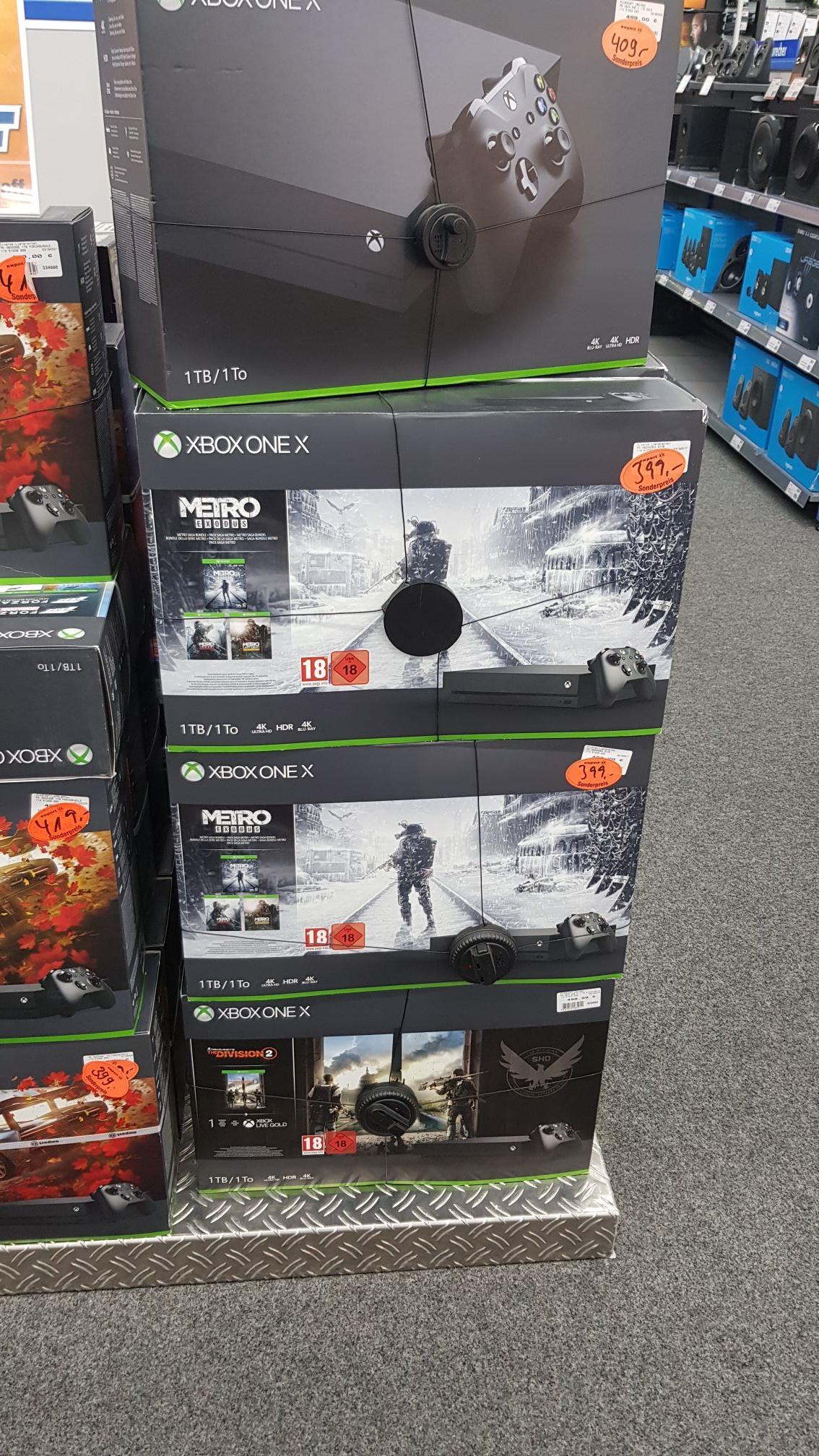 Xbox one x Metro Bundle ( Expert Lokal Kamp-Lintfort )
