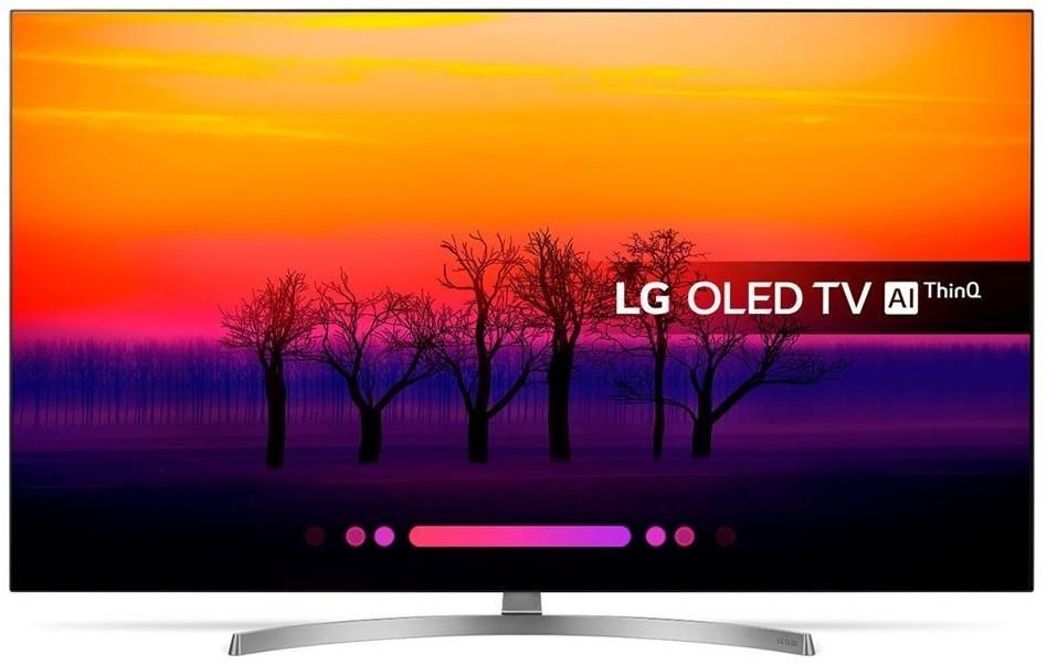 """[Lokal: Euronics Brumberg @Kamen & Menden] LG OLED55B8SLC 55"""" 4K OLED TV + LG WK7 ThinQ Speaker"""