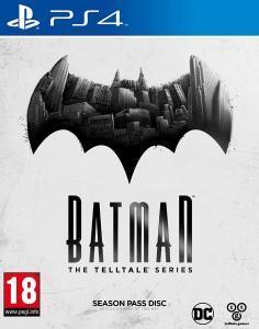 Batman: A Telltale Game Series (PS4) für 9,93€ (Base.com)