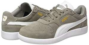 PUMA Icra Trainer SD Leder Sneakers - Amazon