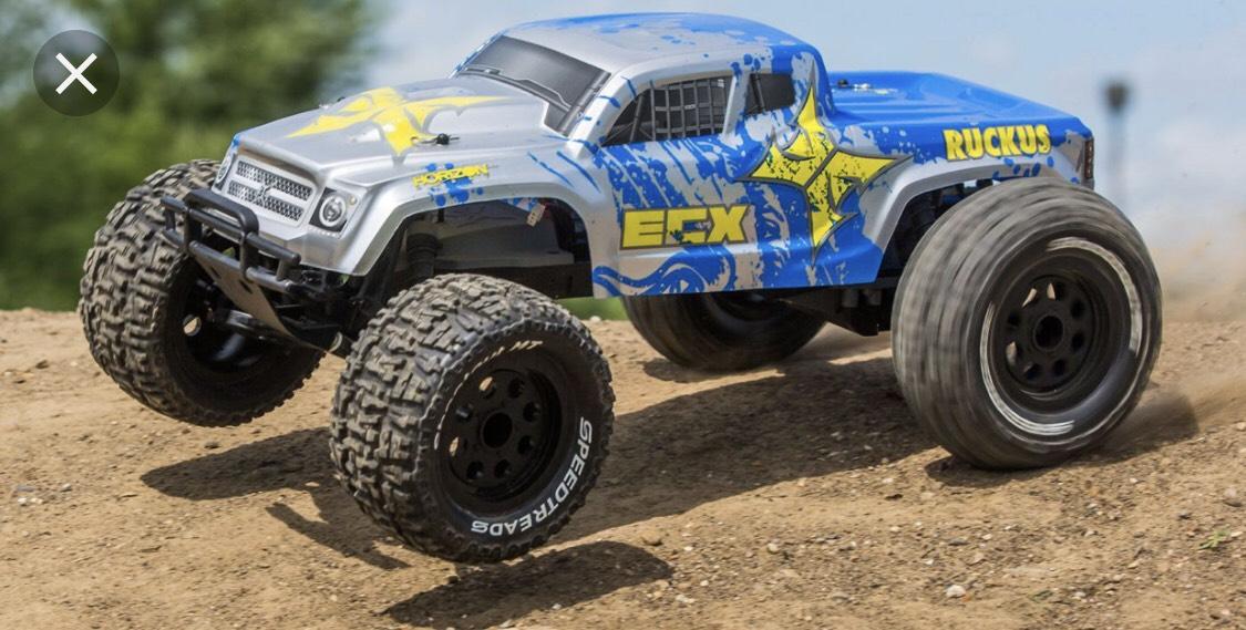 Lokal - ECX Ruckus 2WD 1:10
