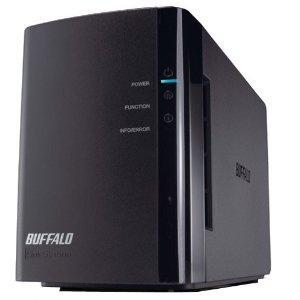 [AMAZON] Buffalo LS-WX2.0TL/R1-EU Link Station Duo NAS-System mit Festplatte 2TB